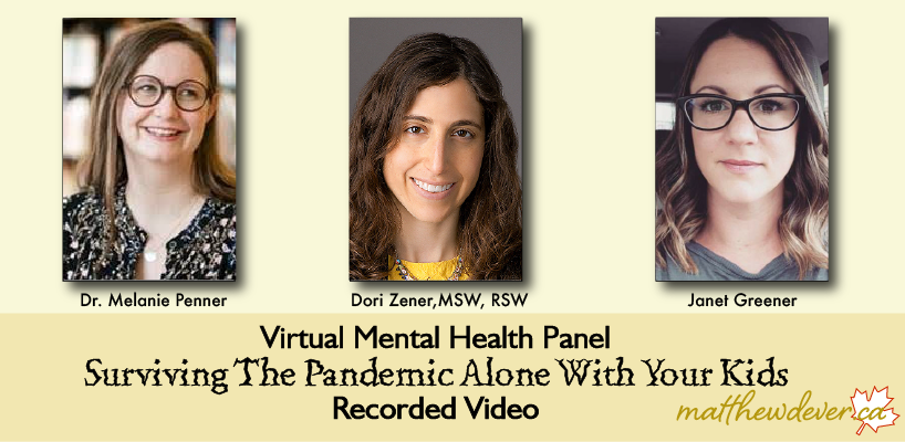 Mental Health Panel Recording
