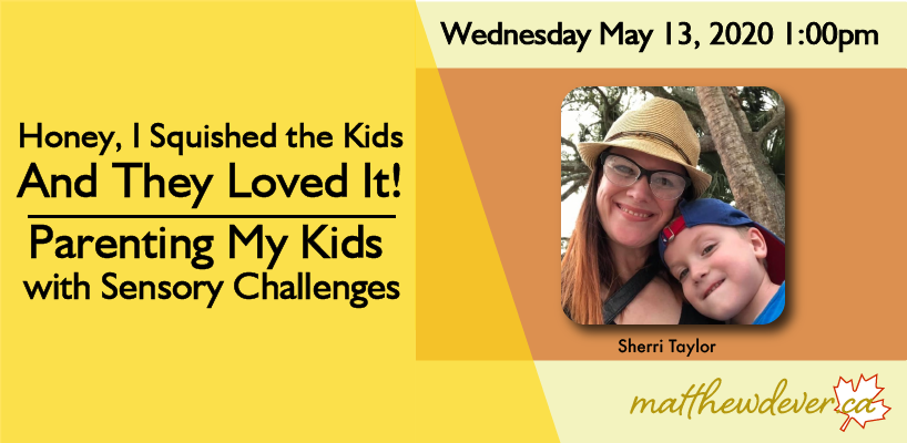 Honey, I Squished the Kids – And They Loved It. – Parenting My Kids with Sensory Challenges