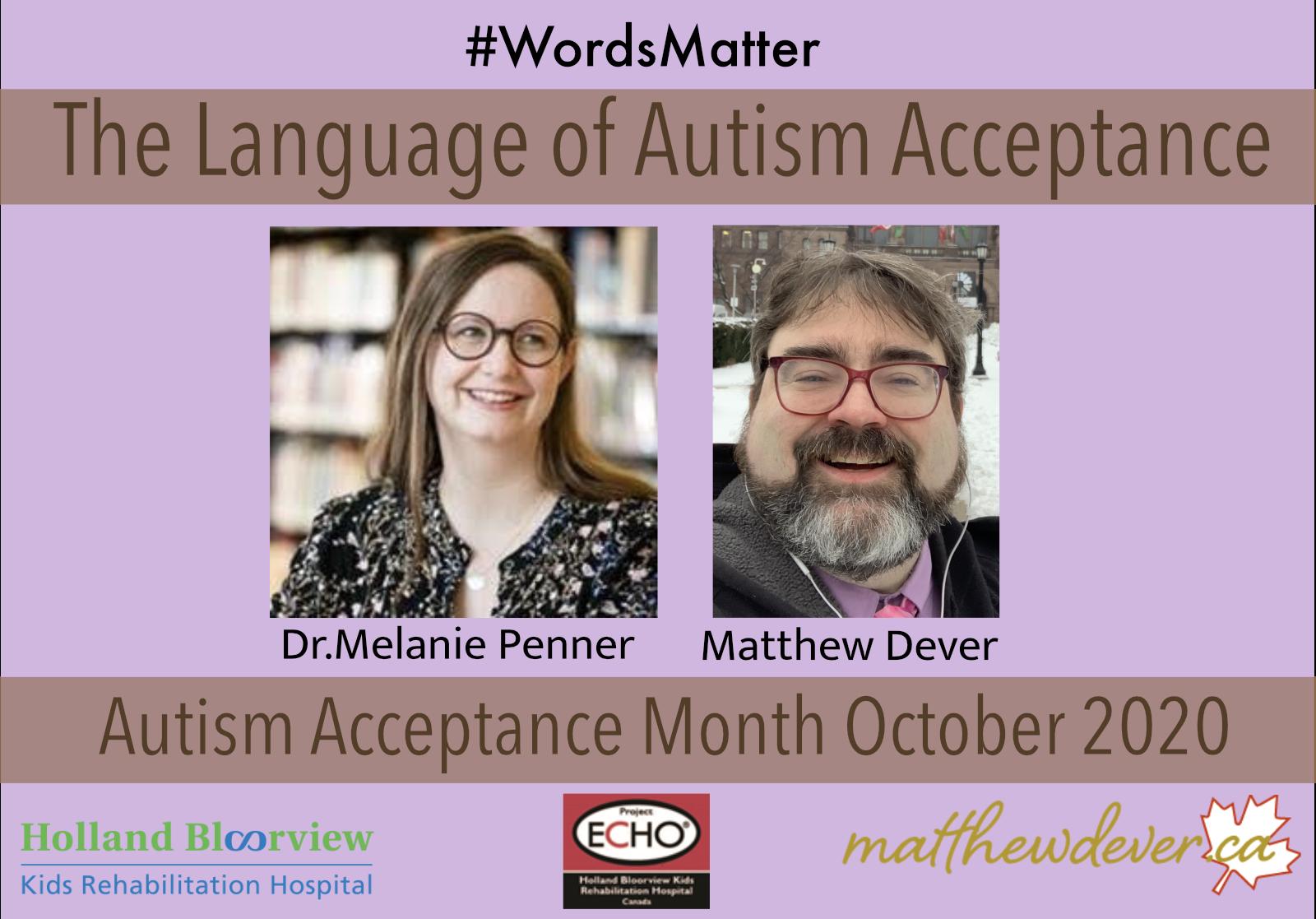 Language of Autism Acceptance